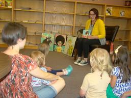 Danielle Daniel_Children's Reading_2015.