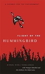 Flight of the Hummingbird, by Michael Yahgulanaas