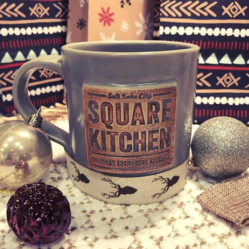 Square Kitchen Mug