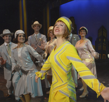 Millie in THOROUGHLY MODERN MILLE