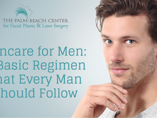 Skincare for Men: A Basic Regimen That Every Man Should Follow