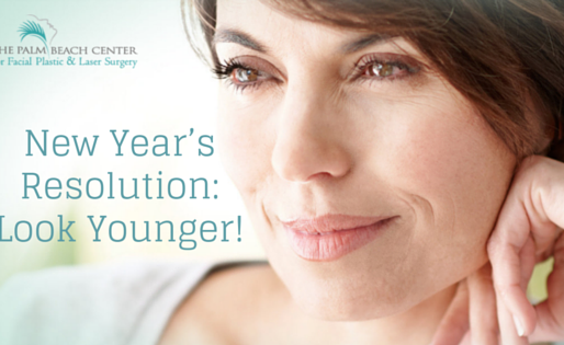 New Year's Resolution: Look Younger!
