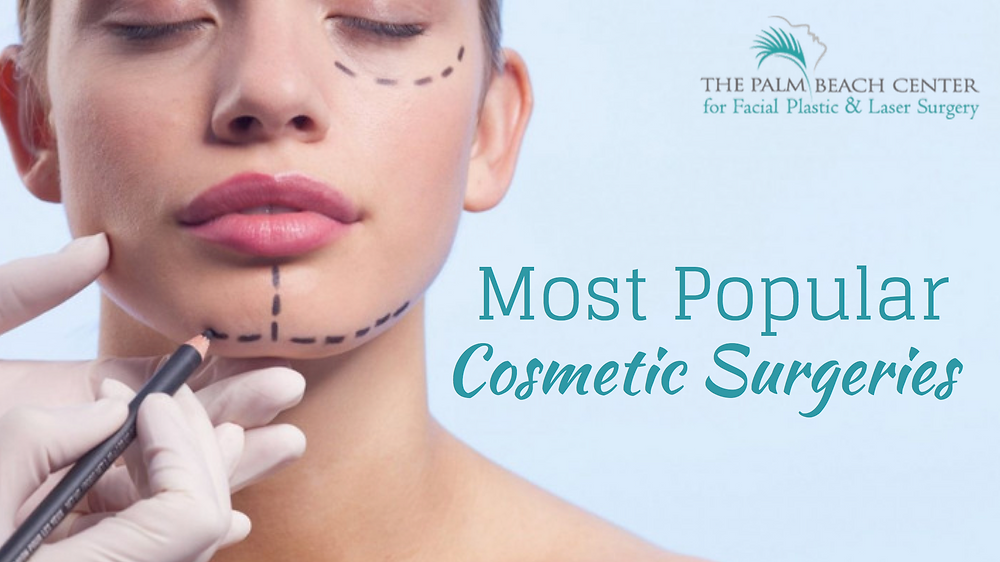 Most Popular Cosmetic Surgeries