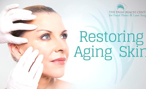 Restoring Aging Skin
