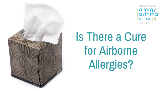 Is There a Cure for Airborne Allergies?