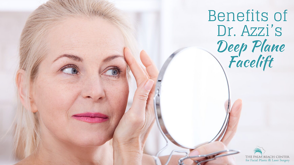 Benefits of a Deep Plane Facelift