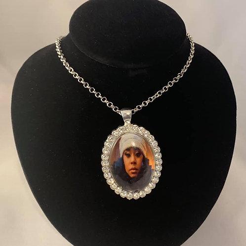 Custom Bling Necklace