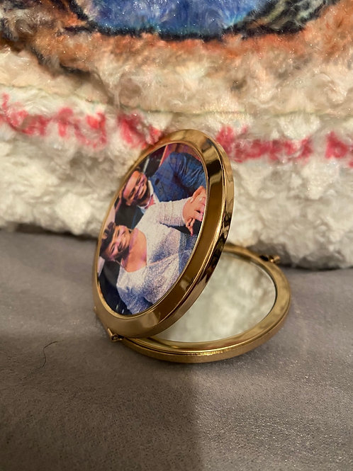 Custom Compact Mirror