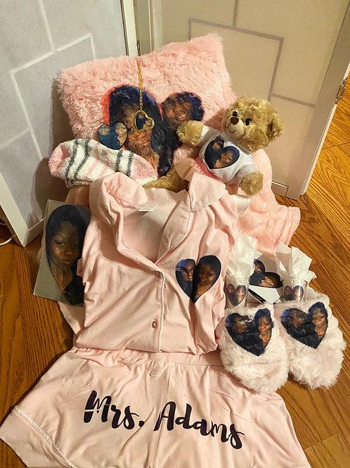 Valentine Item- Pajamas Only