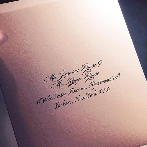 Envelope Addressing (25)