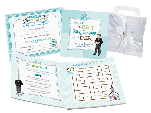 Ring Bearer Fun Kit