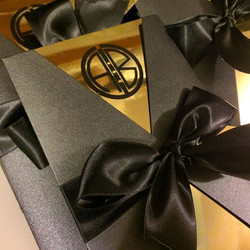 Gatsby inspired Sweet 16 invitations #theseptemberrose #statenislandsweetsixteen #statenislandparty