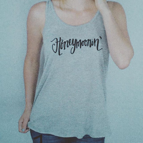"""""""Honeymoonin'"""" Tank"""