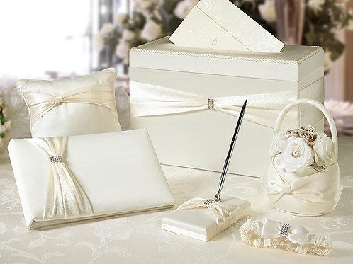 Ivory Wedding Set