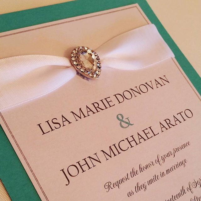 #theseptemberrose #bling_#custominvitations #luxuryinvitations #handmadeinvitations_#weddinginvitati