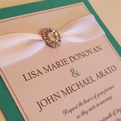 #theseptemberrose #bling_#custominvitations #luxuryinvitations #handmadeinvitations_#weddinginvitati