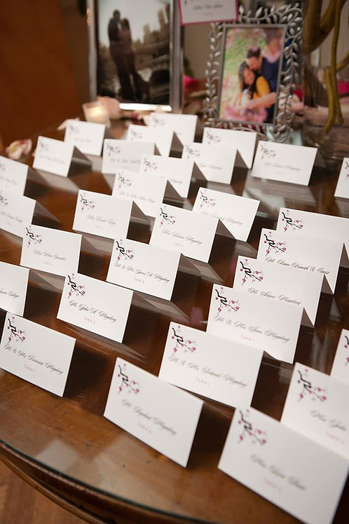 Escort Cards (Matte) Set of 25