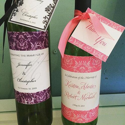 Wine Labels (Set of 25)