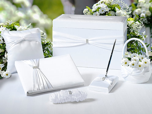 White Wedding Set #2