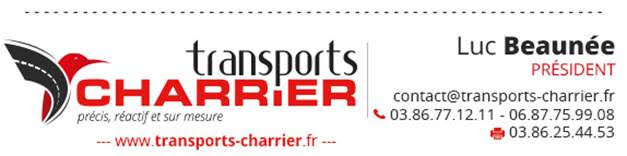 Transports CHARRIER
