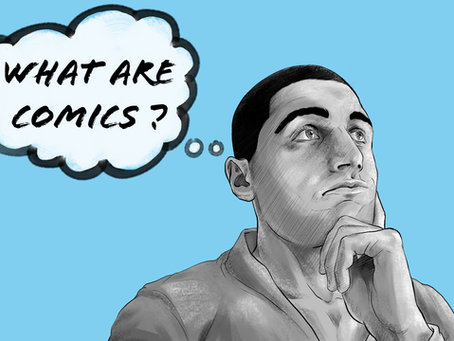 What are Comics?