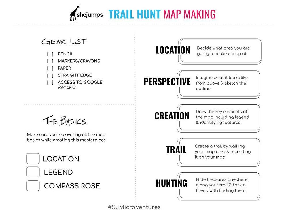 SheJumps Map Making PDF