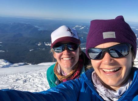 A Match Made on Rainier: A SheJumps Soul Sisters Story