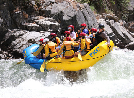 SheJumps Paddles Whitewater Rapids on Idaho's Payette River