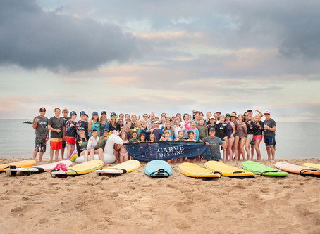 Riding Waves: The 4th Annual SheJumps Southeast Surf Event
