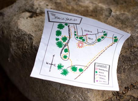 Micro Ventures: Map Making + Trail Hunts