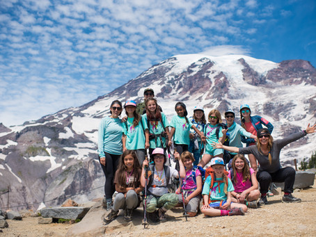 5-Day SheJumps Wild Skills Mountaineering Summer Camp at Mount Rainier