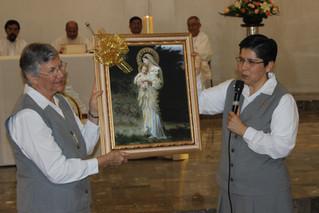 "Cambio de Provincial en ""Mater Ecclesiae"""