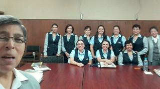 Reunión Directoras AEC-Saltillo