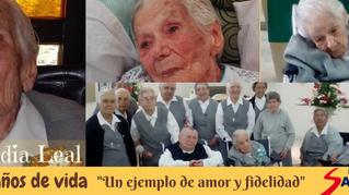 Sor Elodia Leal, 107 años de vida