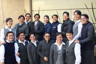 Reunión de Junioras de las Provincias Mexicanas MMO MME