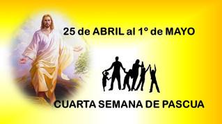 Iniciativa de PASCUA 25 abr-01-may 2021