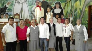 Encuentro con Catequistas en Rio Manso