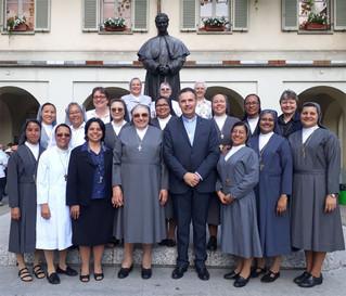 Mes misionero Octubre 2017