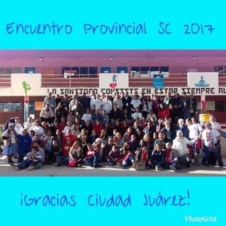Encuentro Provincial Salesianos Cooperadores México Norte.