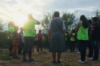 Visita vocacional a Nuevo Laredo