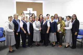 Reunión Directoras AEC-Monterrey