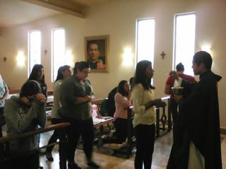 Retiro Vocacional en Reynosa