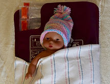 Infant Warmer for Preventing Neonatal Hypothermia