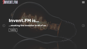 Tune in to Invent.FM 12/10/20 @ 10AM Pacific