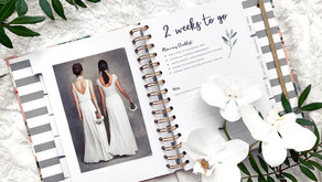 2 Weeks to Go... Wedding Planning Aspects to Consider