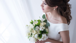 5 Makeup Styles to Match Wedding Dress Trends