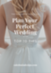 Plan Your Perfect Wedding - Top 10 Tips - free pdf ebook