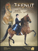 WCC Tefnut and Betsy Boone Show Horse Magazine Back Cover