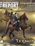 WCC Tefnut and Betsy Boone Saddle Horse Report Cover