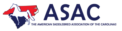ASAC Horse Show Class Sponsorship